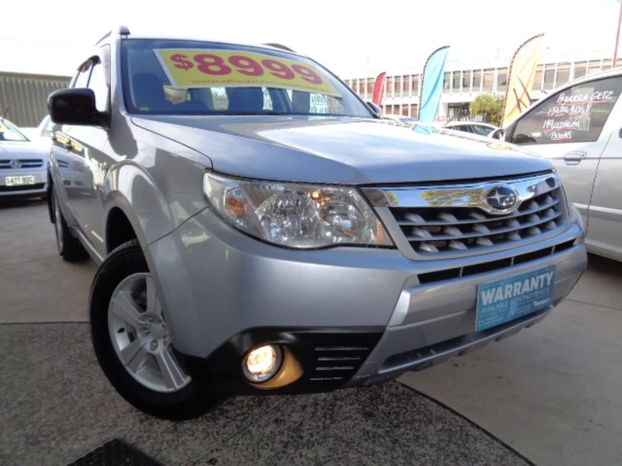2012 Subaru Forester S3 X LUXURY EDITION